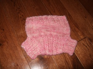 Diaper Cover (Tosh Yarn)
