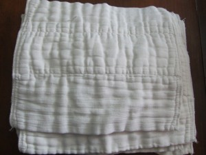 Prefolds Cloth Diapers